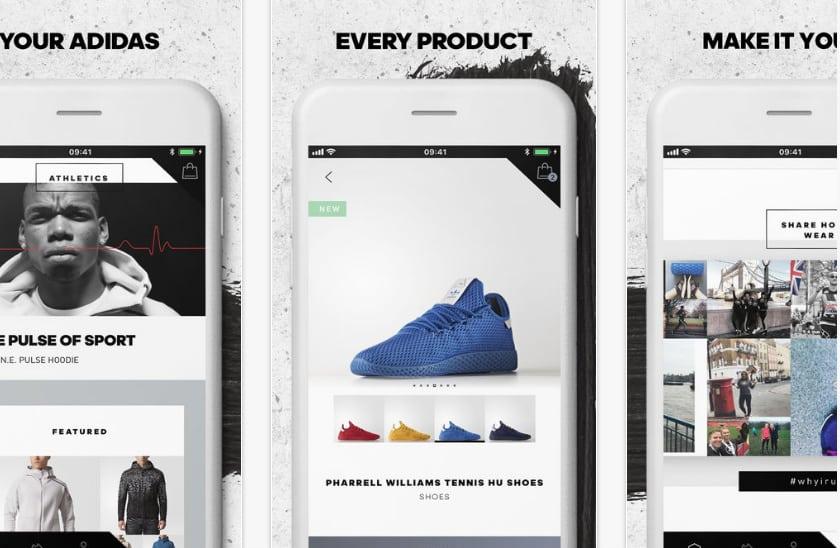 adidas-shopping-app